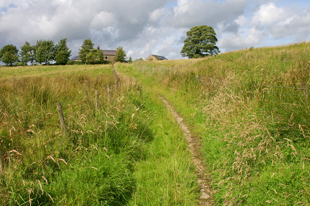 Bridleway to Higher Greystoneley