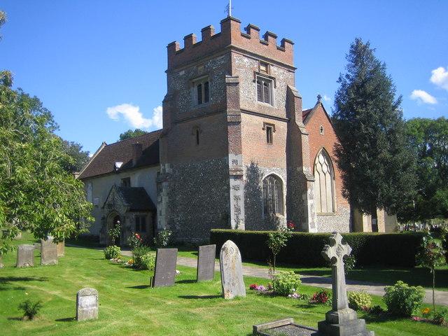 Harefield: Church of St Mary the Virgin