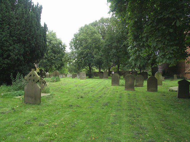 Churchyard of St Peter and St Paul