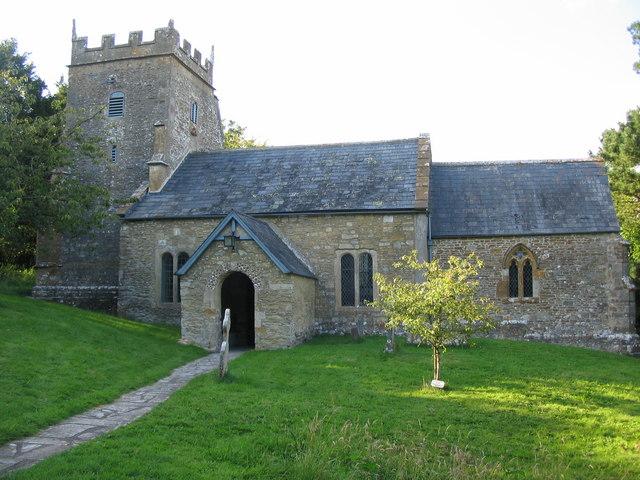St. Nicholas Bratton St. Maur