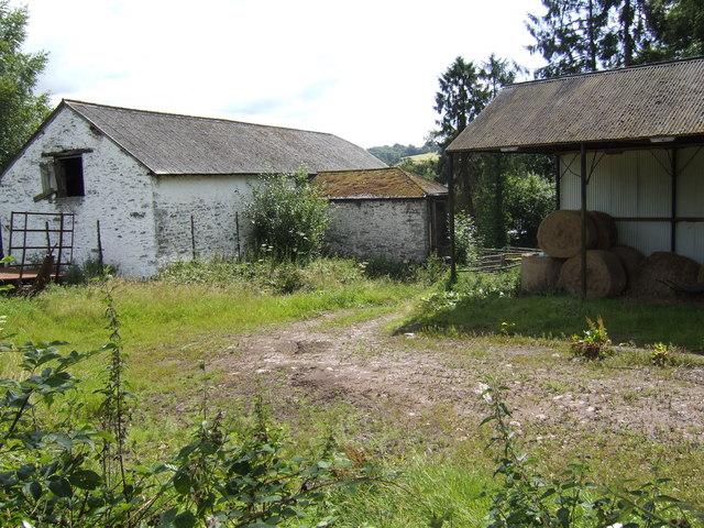 Troedyrharn Farm