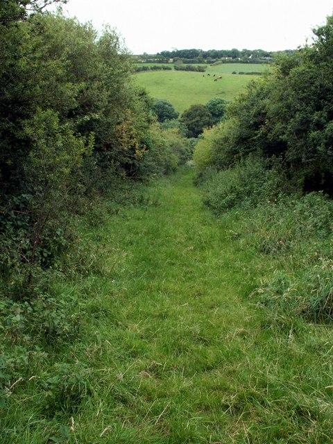Bridleway from Alltgoch