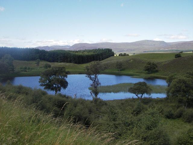 Lochan an Tairbh