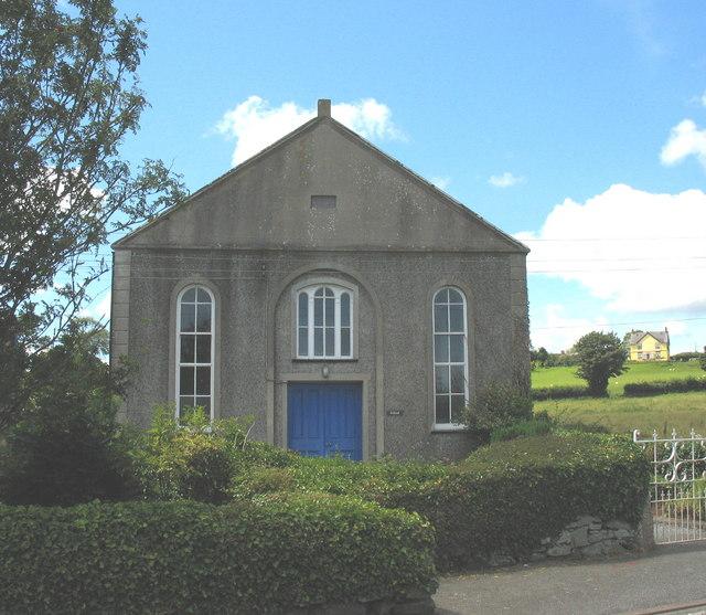 Capel Gilead (MC) - Gilead Chapel (Calv. Meth)