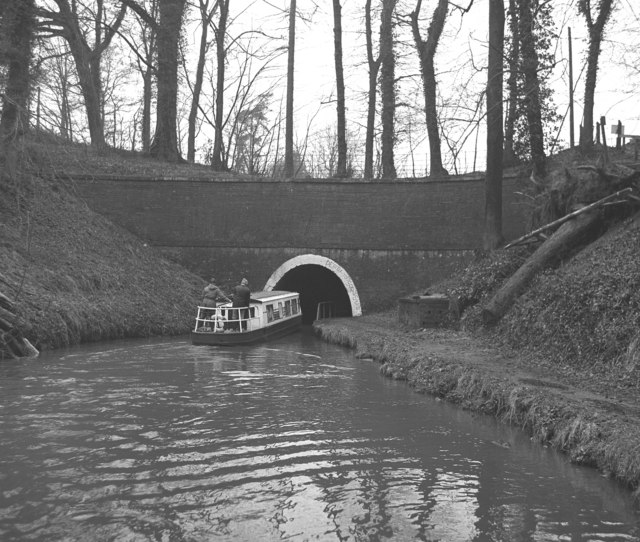 Ellesmere Tunnel, Llangollen Canal