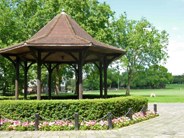 Bandstand, Paddington Recreation Ground