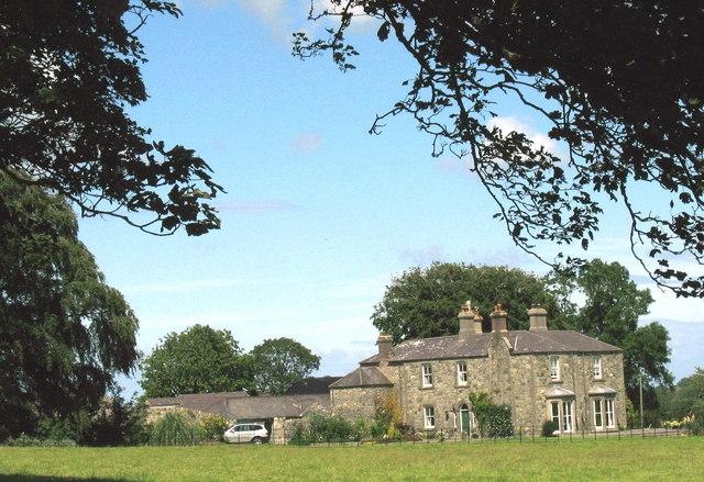 Neuadd Lwyd - Gwesty Ty Gwledig / Country House Hotel