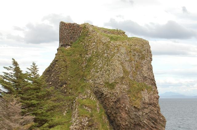 Coroghon Castle