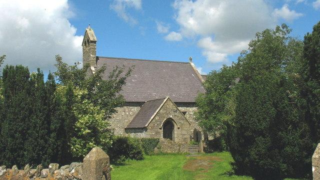 Eglwys St Gredifael - the Church of the Tudors