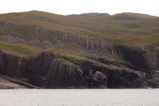 North coast of Rum