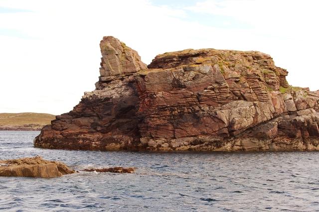 Rocks at Kilmory