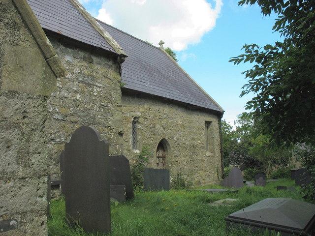 Capel y Tuduriaid. The Tudor Chapel, St Gredifael's Church