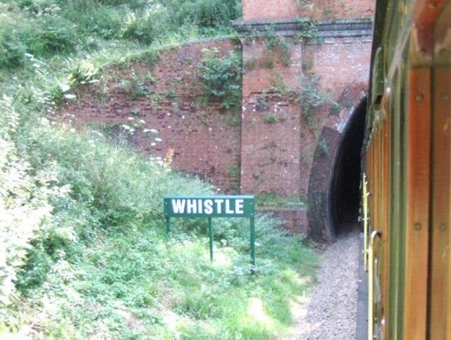 Tunnel under Sharpthorne
