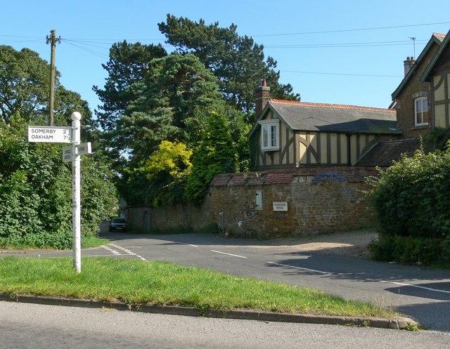 Burrough House
