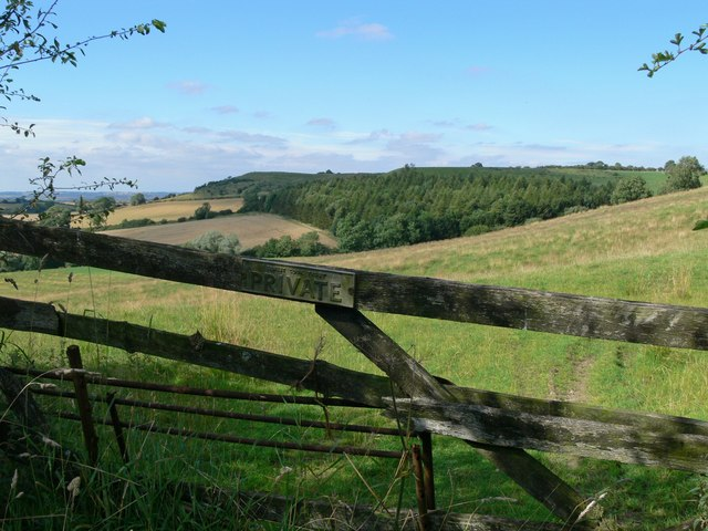 Burrough Hill Country Park