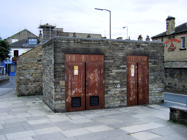 Brighouse - Electricity Sub-Station