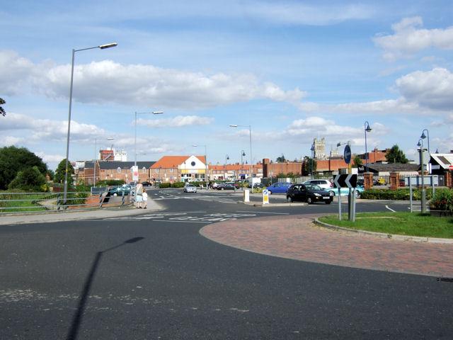 Selby - Abbey Walk