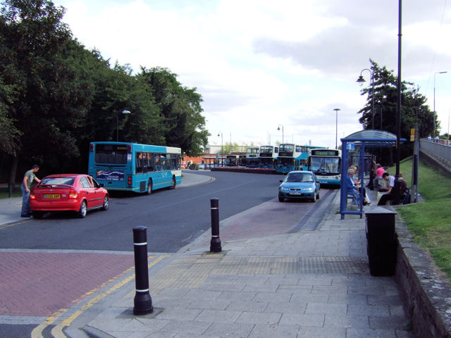 Selby Bus Station