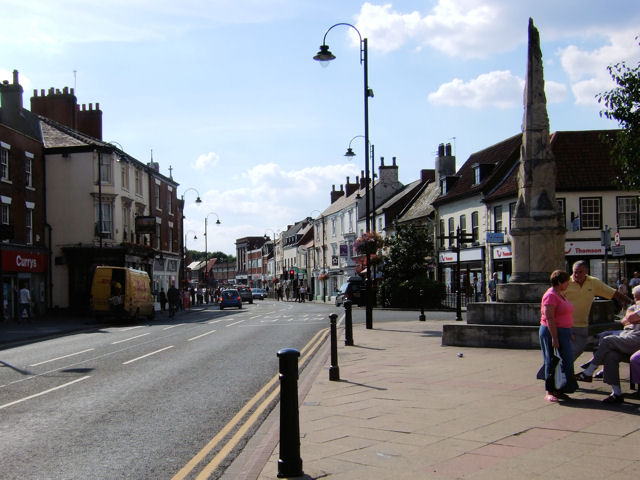 Selby - Gowthorpe