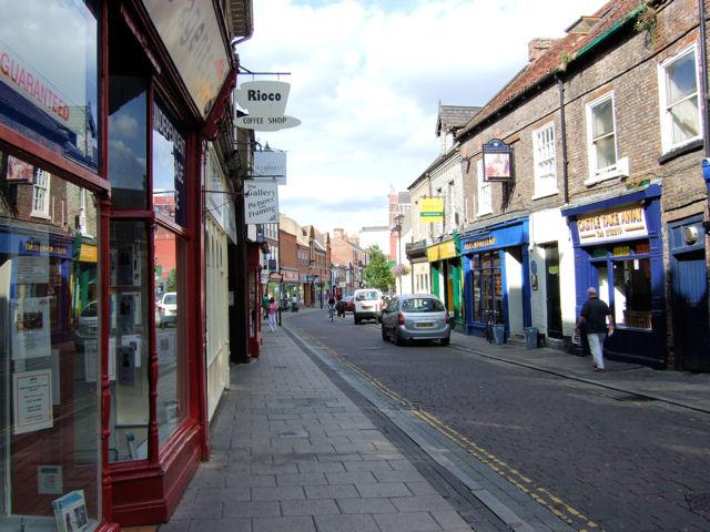 Selby - Finkle Street