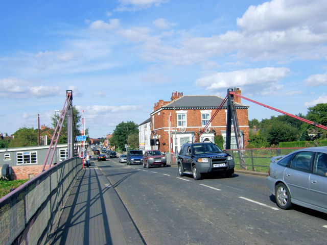 Selby - Old Toll Bridge