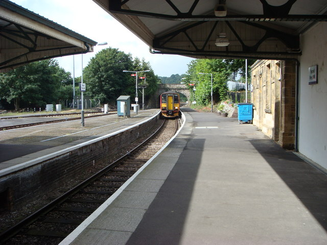 Pen Mill Station