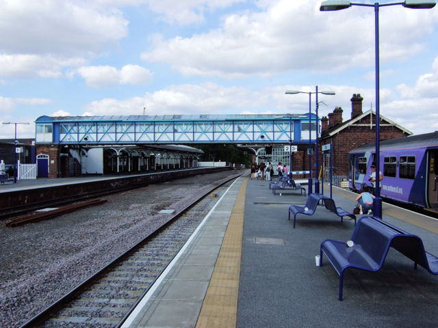 Selby Railway Station