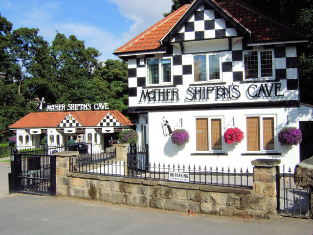 Knaresborough - Mother Shipton's