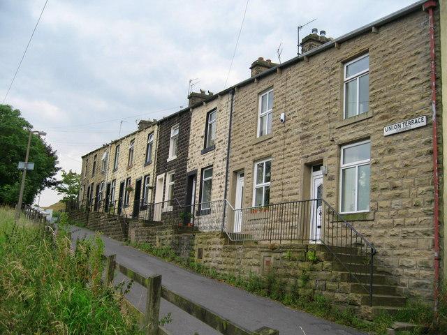 Union Terrace Cloughfold
