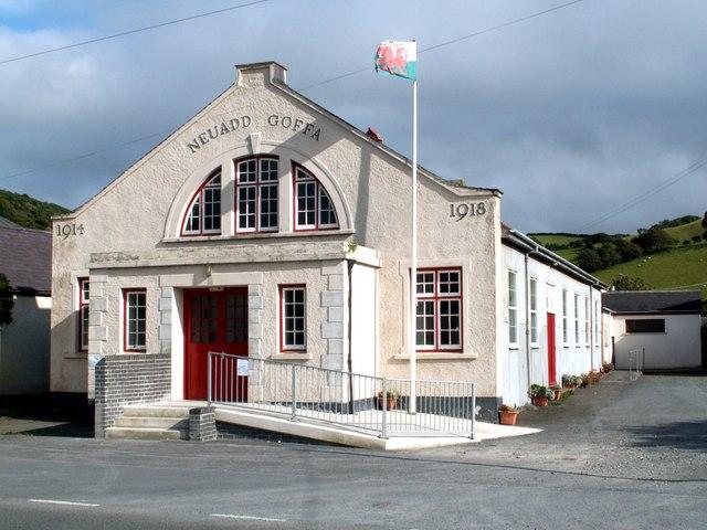 Llanrhystud Village Hall