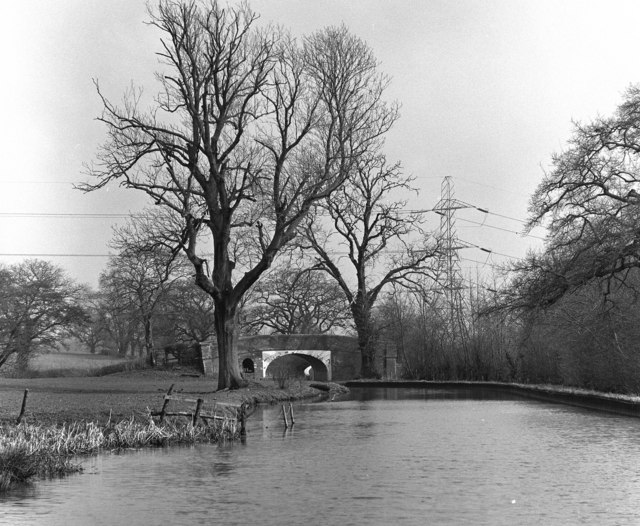 Pollett's Bridge No 6, Llangollen Canal