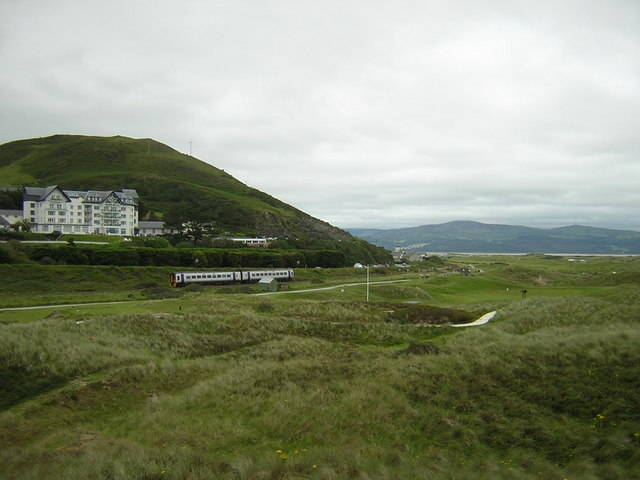 View towards Aberdyfi