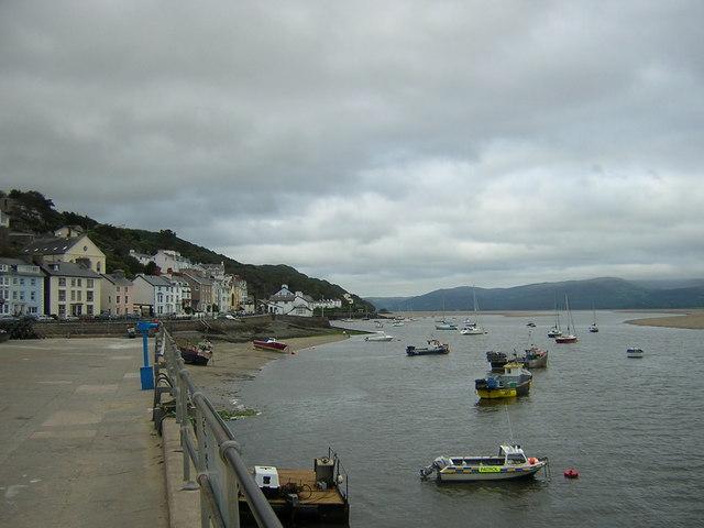 Aberdyfi view