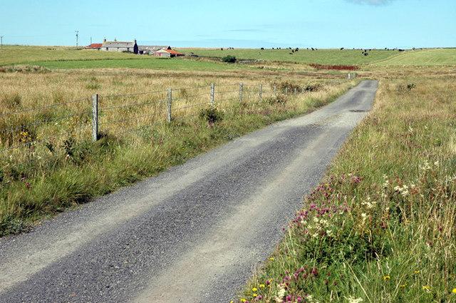 The farm of Tufta