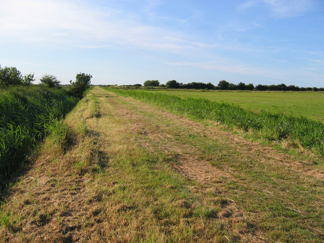 Public Footpath And Track