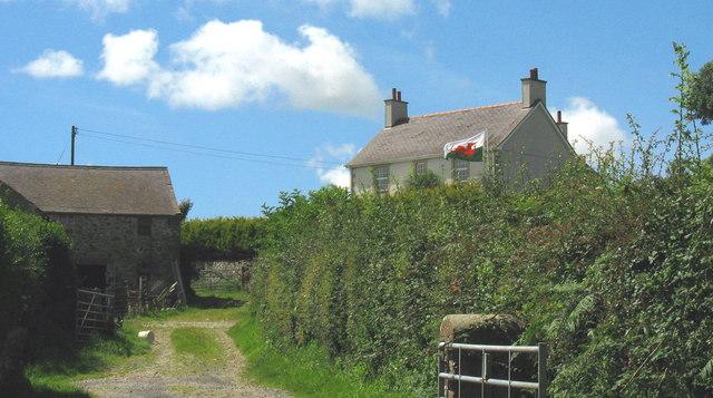 Ffermdy Tyddyn Farmhouse