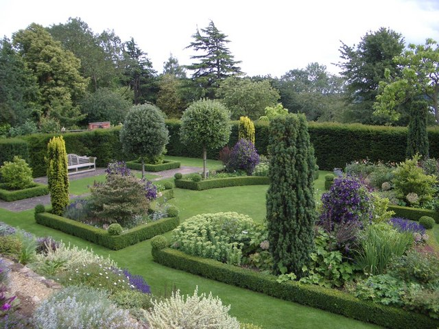 The Garden at Hambledon Hall