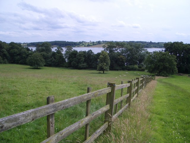 The Grounds of Hambleton Hall at Rutland Water