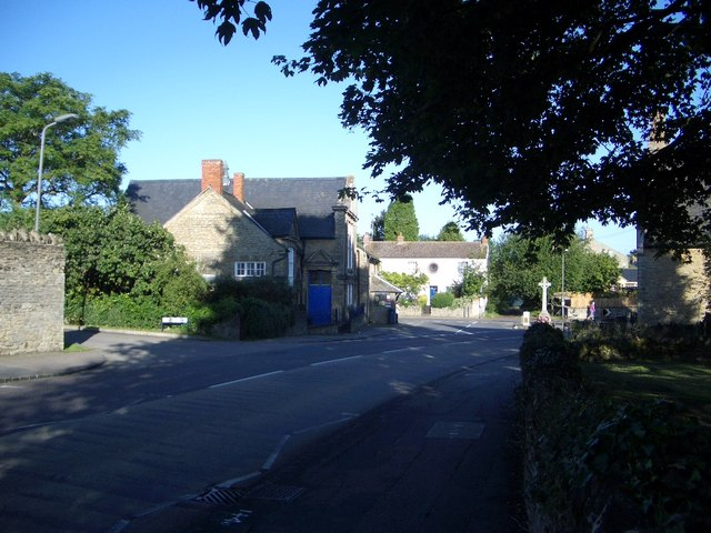 The Village High Street at Lavendon