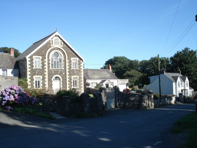 Bethel Chapel at Wolfsdale