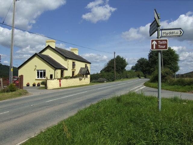 Mount Pleasant road junction