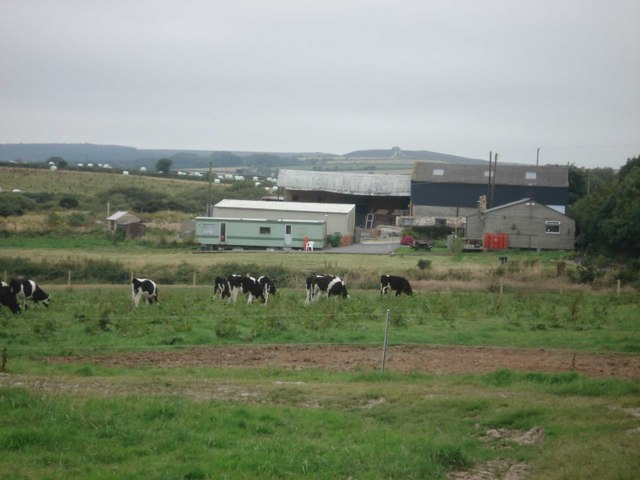 Penfeidr Farm, Treffgarne