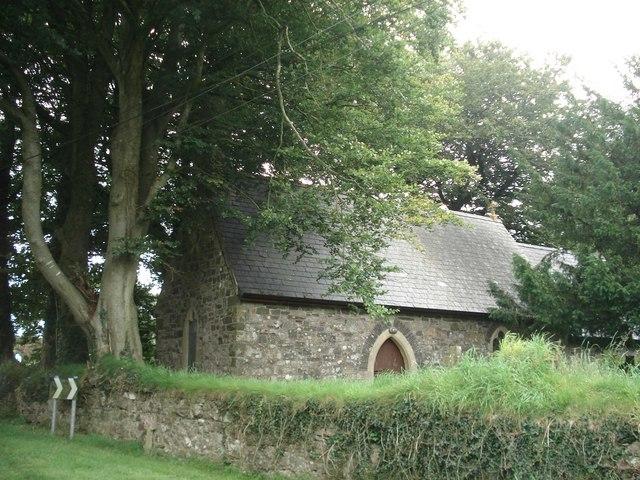 St Michael's church, Treffgarne