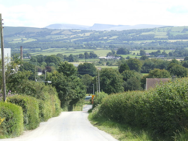 View from Ashfield