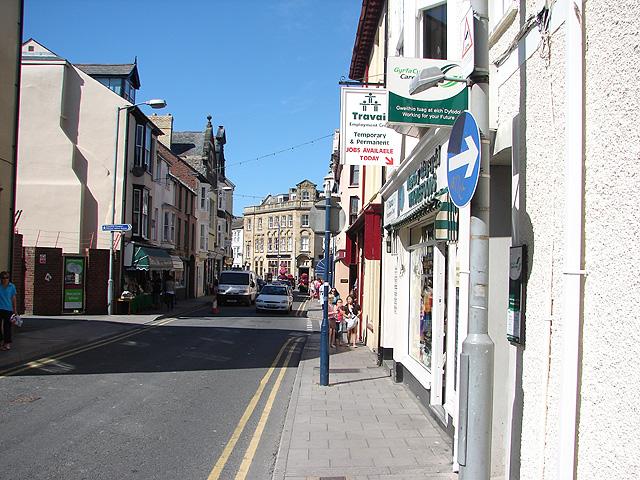 Chalybeate Street