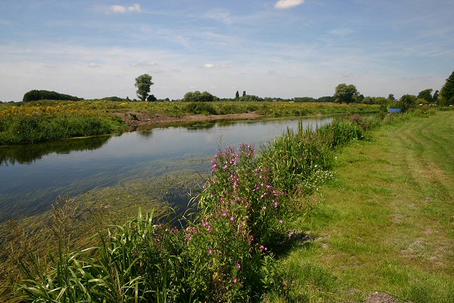 River Little Ouse near Hockwold