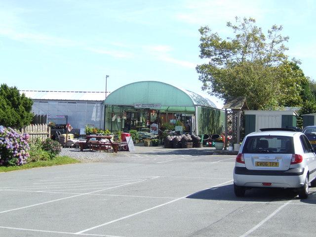 Tavernspite Garden Centre
