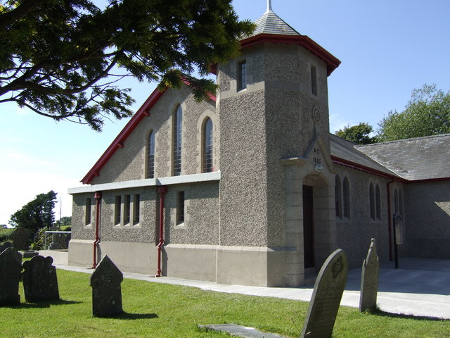Sardis Congregational church