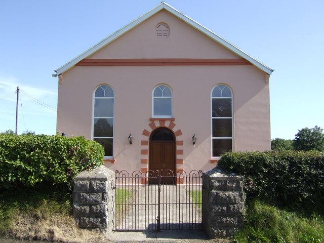 Ebenezer Baptist chapel