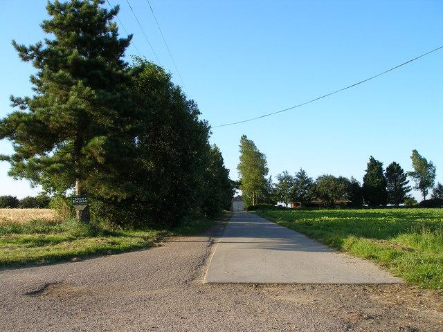 Oak Farm road